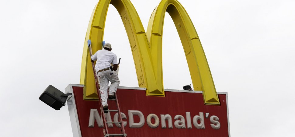 McDonald's Is Giving Away a 'Gold Card' That Gives You Free