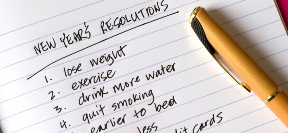 Image result for resolutions never work