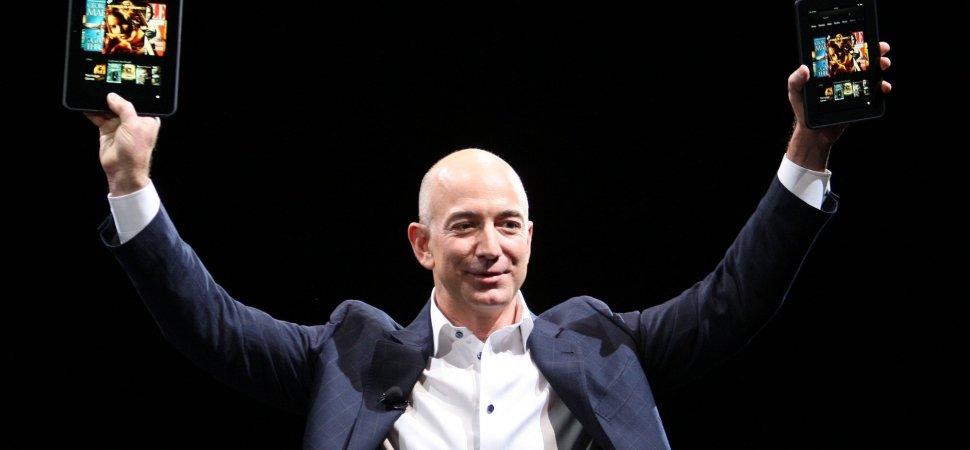 Jeff Bezos's Amazon Buys Souq, the Middle East's Biggest Online