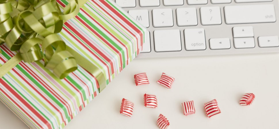 The 12 Immutable Laws Of Holiday Office Gift Giving