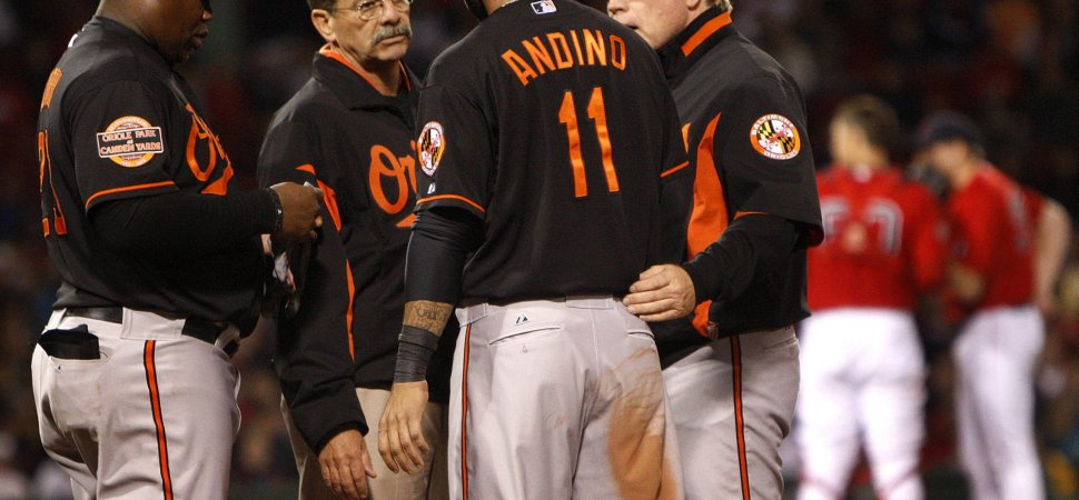 sale retailer c0a99 7120a This Surprising Move by the Baltimore Orioles was More Than ...