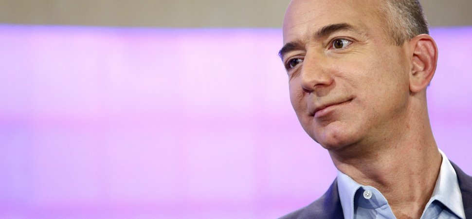 When Jeff Bezos Made His Grandmother Cry, His Grandfather Stopped the Car to Teach Him a Powerful Lesson About Kindness