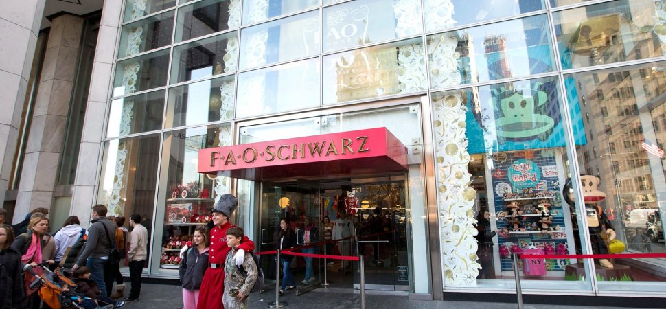 Toy retailer fao schwarz to close flagship new york city store credit getty images reuters fao schwarz the oldest toy store sciox Image collections