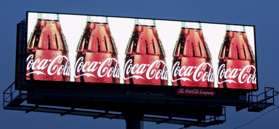 strategies used by coca cola company