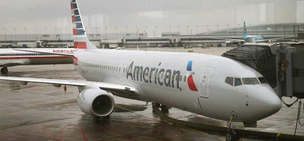 These American Airlines Passengers Had a Truly Disturbing
