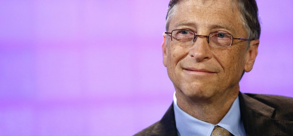 business entrepreneurship strategy of bill gates Microsoft co-founder bill gates could be the wealthiest person in the where he said he was thinking about a philanthropy strategy like cnbc make it on.