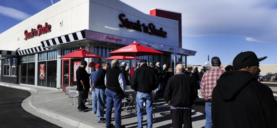 Steak 'N Shake Makes a $7.7 Million Error. (You're Probably Making the Same Error)
