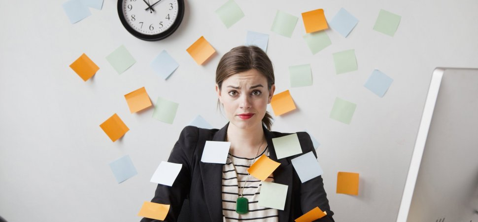 Your Bad Job Is Ruining Your Mental Health (and It's Not Getting Any Better)