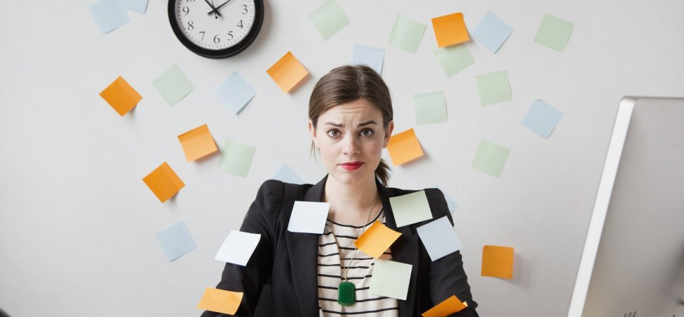 3 Awful Reasons Why You Are Obsessed With Being Busy | Inc com