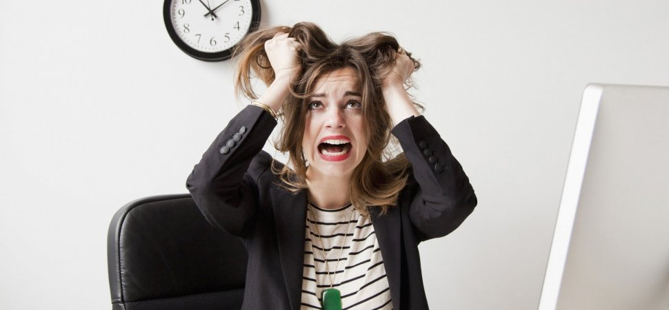 5 Things You Should Never Ever Say To A Stressed Out Co Worker Inc Com