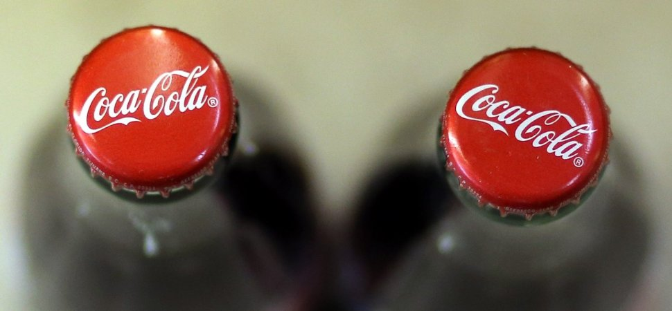 inc.com - Chris Matyszczyk - Coca-Cola is Considering a Huge Strategic Move That Will Have People Looking at it Very Differently
