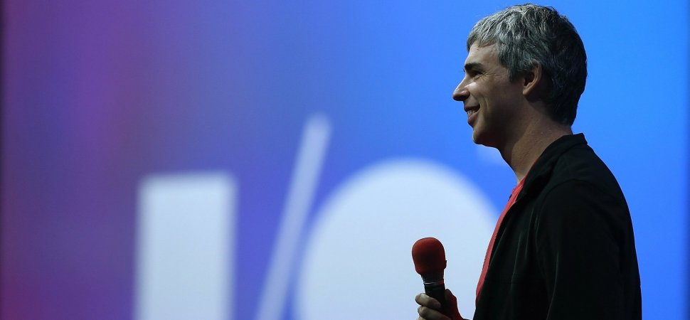 discuss the leadership style of ceo larry page Google co-founder larry page is showcasing his flying car company's latest  model, the flyer.
