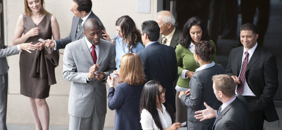 How to make networking about more than handing out business cards how to make networking about more than handing out business cards inc colourmoves