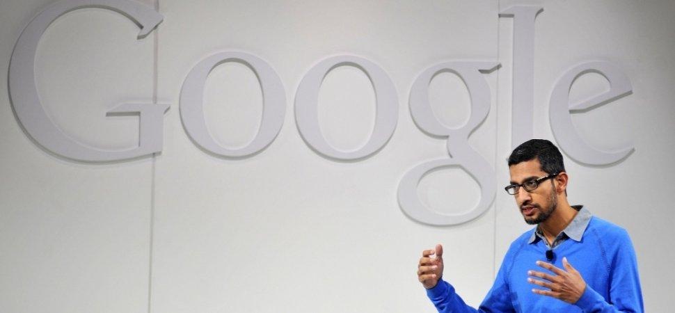 21 Unusual Facts About Sundar Pichai Google S Surprise New Ceo