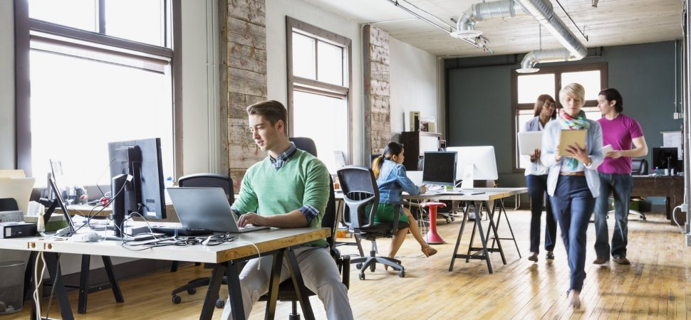 How To Design Spaces For People With >> Why We Need To Rethink Open Offices Inc Com