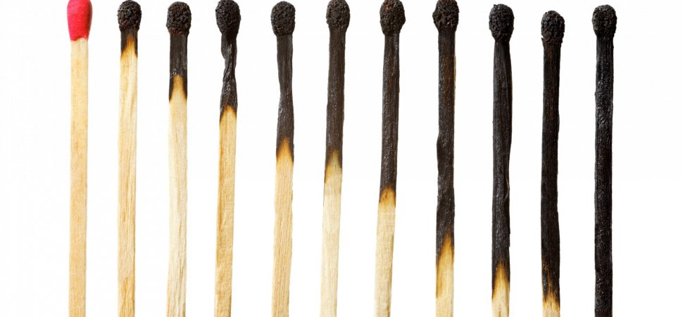 Pay Attention to These Surprising 6 Red Flags Signaling Burnout. You May Be Closer Than You Think