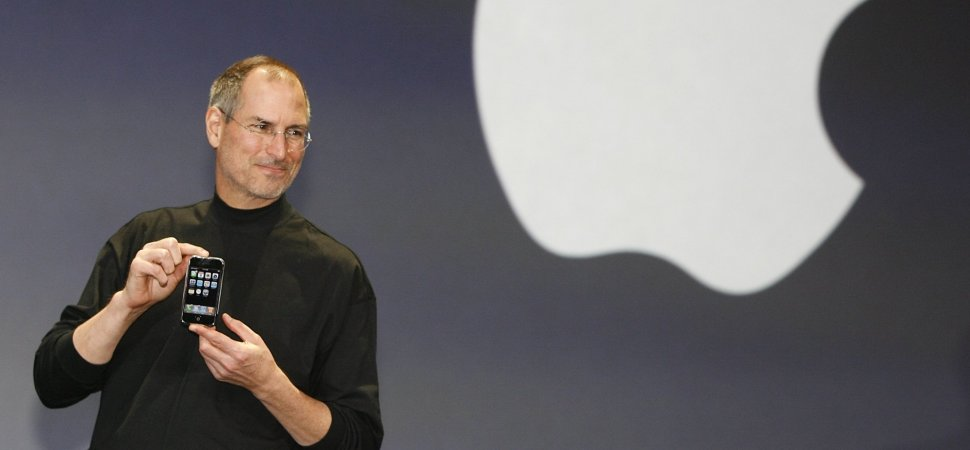 Why Steve Jobs Would Reject the Way We Use Our iPhones Today