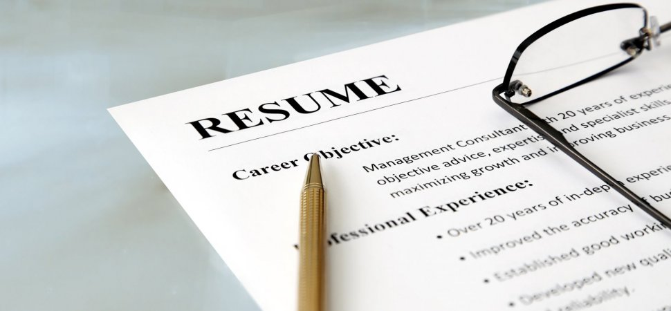 6 mistakes you can t afford to make on a tech resume inc com
