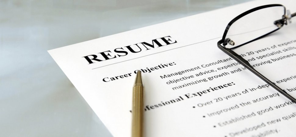 Your Resume Is Never Enough to Get the Job You Really Want
