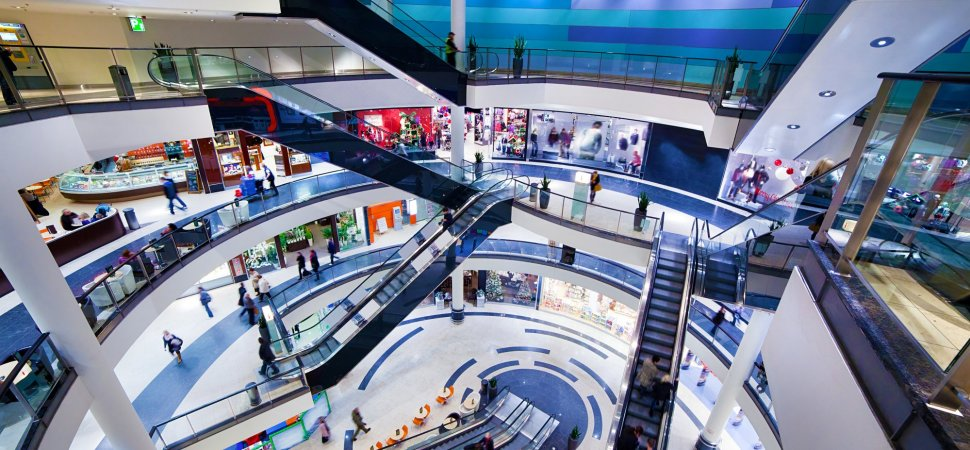 Amazon is Killing Shopping Malls--Right? Not So Fast, Says