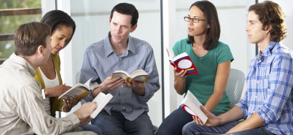 3 Ways A Book Club Can Boost Employee Performance Inccom