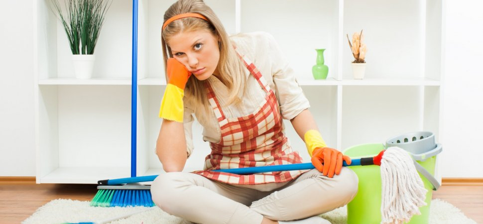 Women, Stop Doing Housework and Start Writing Instead
