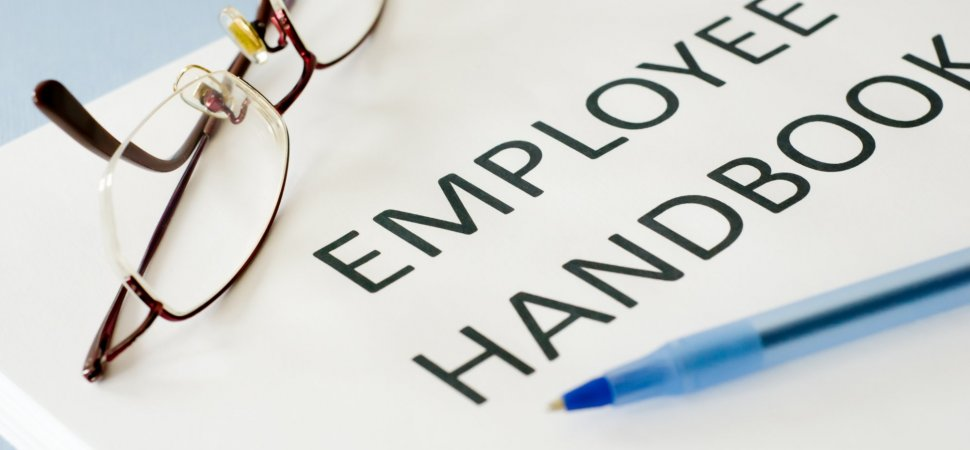What To Include In An Employee Handbook | Inc.Com
