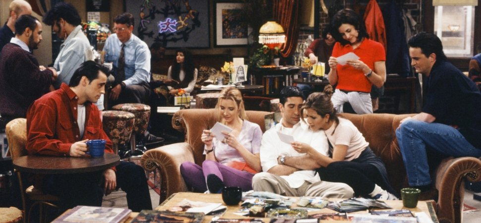 The 'Friends' Reunion Is Official at HBO Max, and It's a Perfect Example of How to Turn Fans Into Customers