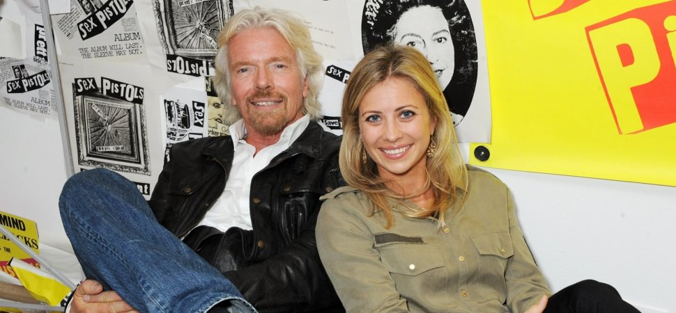 Parenting Tip From Richard Branson: Smoke Pot With Your Kids   Inc com