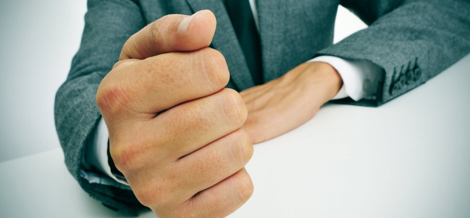 The One Thing You Should Never Do When You Negotiate