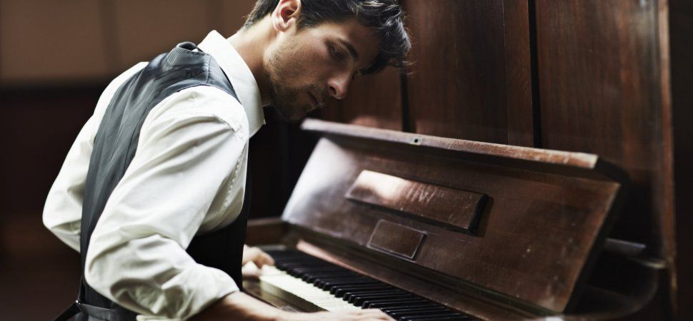 What 15 Years of Classical Piano Taught Me About Discipline