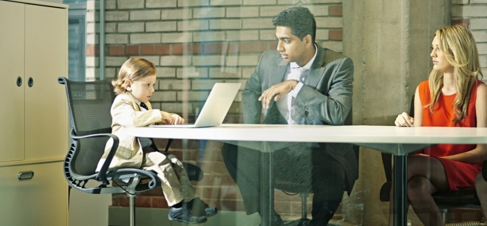6 Big Advantages of Young Managers
