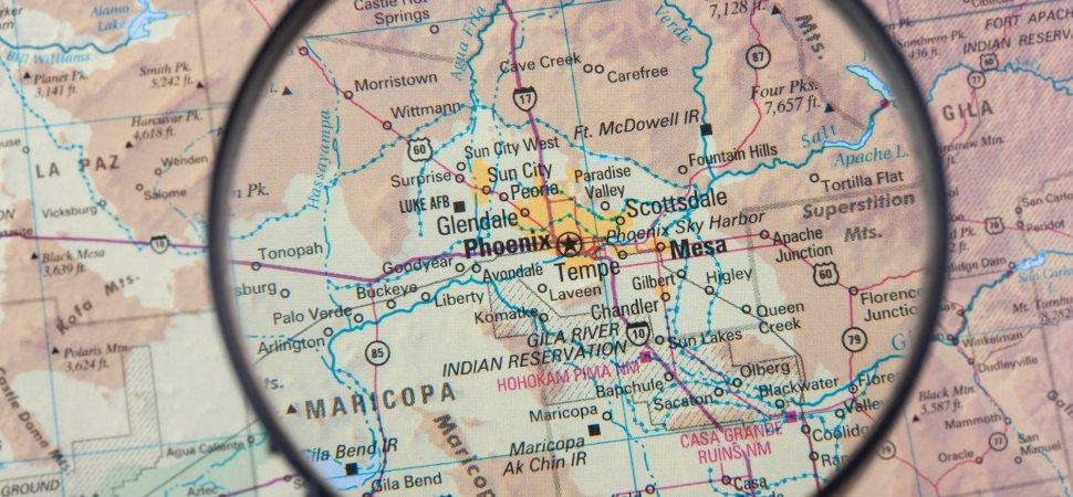 The Next Tech Hub Isn't Austin or Denver. The Next Tech Hub is Greater Phoenix