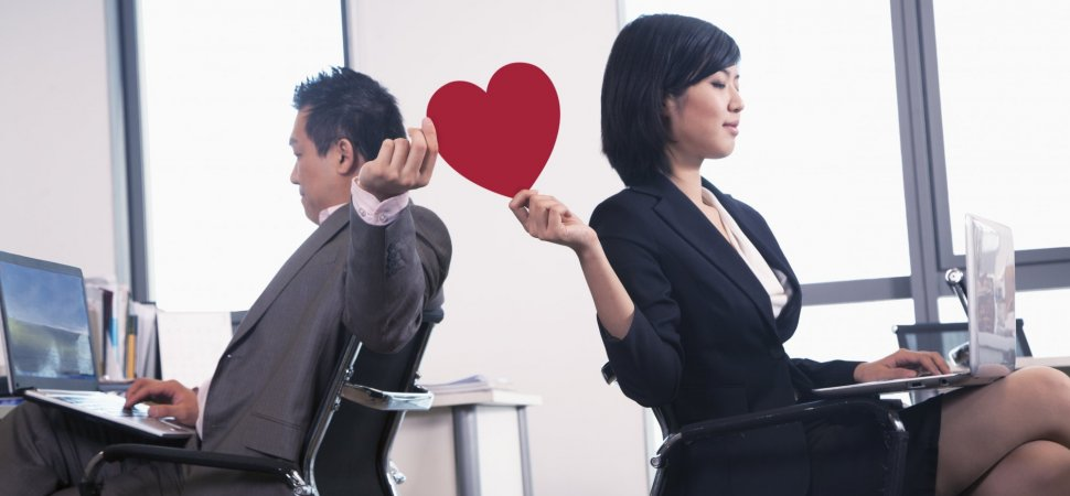 Ever Had a Crush on a Co-Worker? 31 Percent of People Who