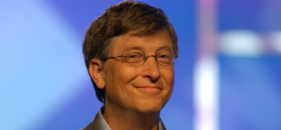 This 10 Minute TED Talk by Bill Gates Will Teach You Everything You Need to Know About Presenting
