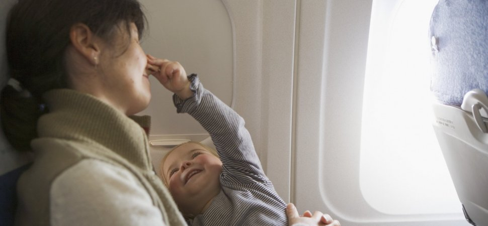 American Airlines Made Me Hold My Child in My Lap for a 4-Hour Flight, Says Mom