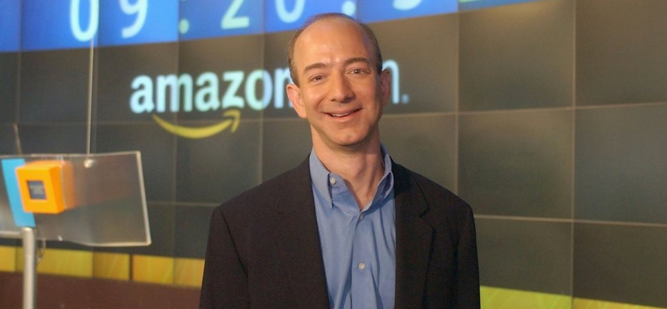 This Original Letter From Jeff Bezos to Amazon Shareholders
