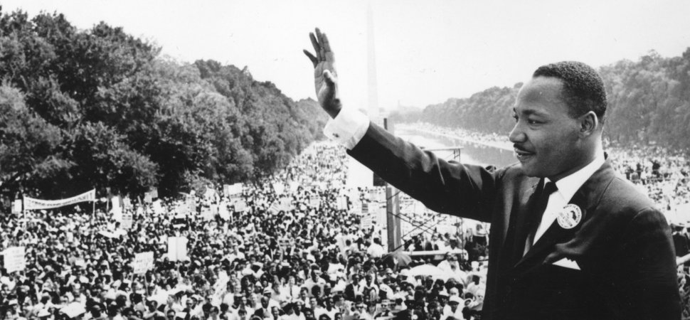 3 Skills Martin Luther King Jr  Mastered to Become a