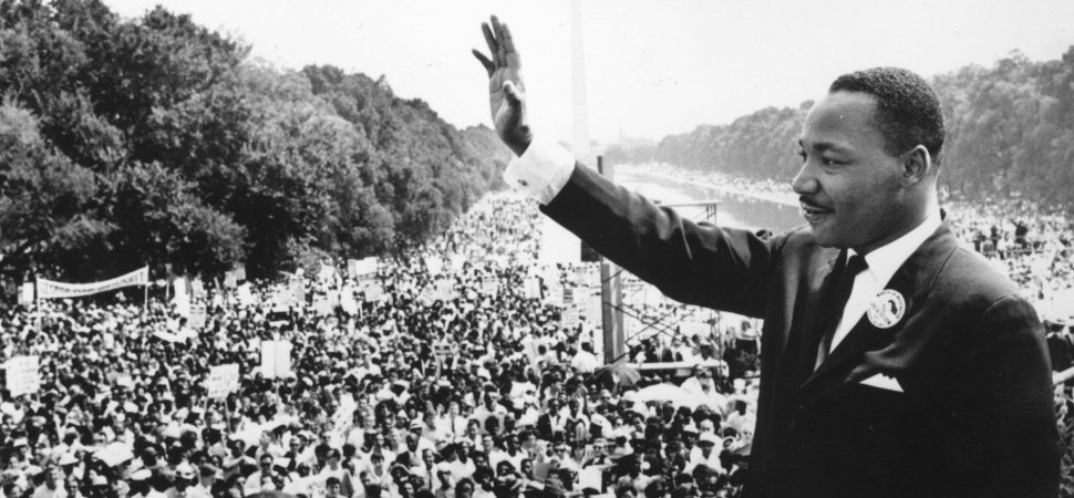 7 Inspirational Speeches From Martin Luther King Jr That Aren T I
