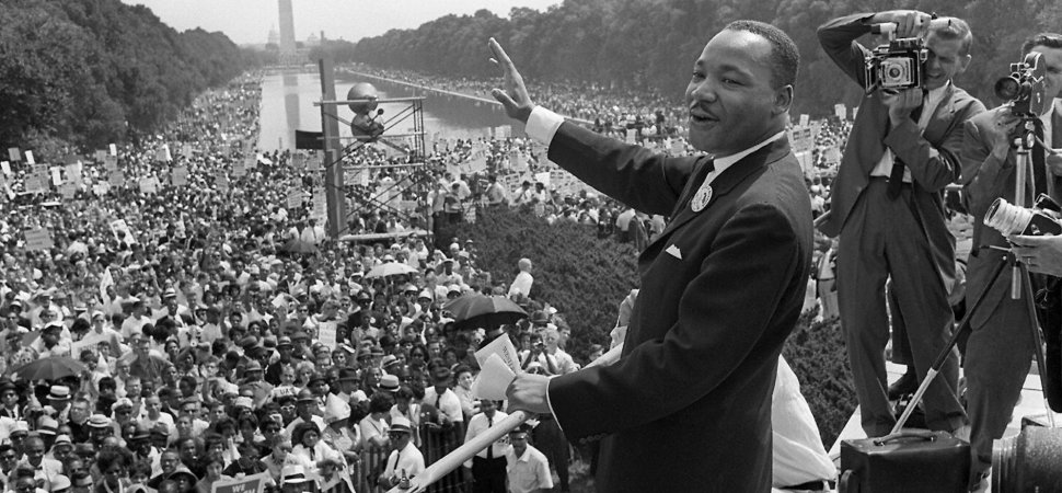 martin luther king i have a dream speech full video