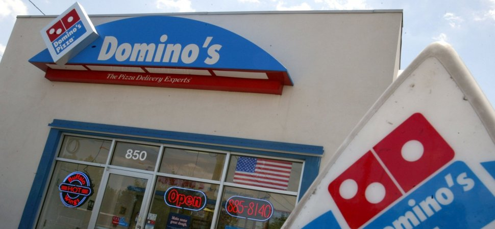 Domino's Offer: Get a Domino's Tattoo, Get Free Pizza for Life