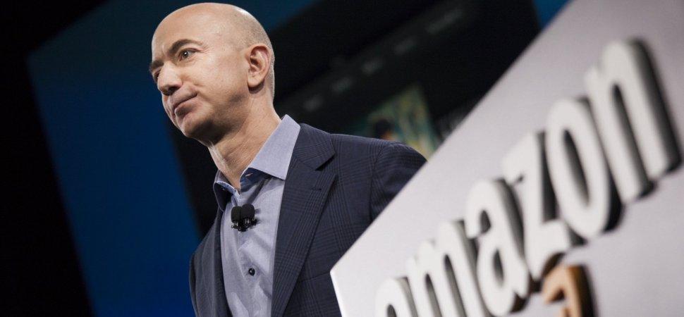 The 1 Principle Jeff Bezos And Amazon Follow To Fuel Incredible