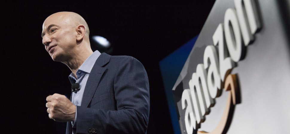 Amazon and Google Are Currently Racing to Invest in This Industry (and It's Not Technology)