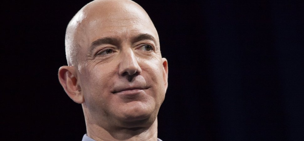 Jeff Bezos Became the Wealthiest Man on Earth With the Help of This Remarkable Book