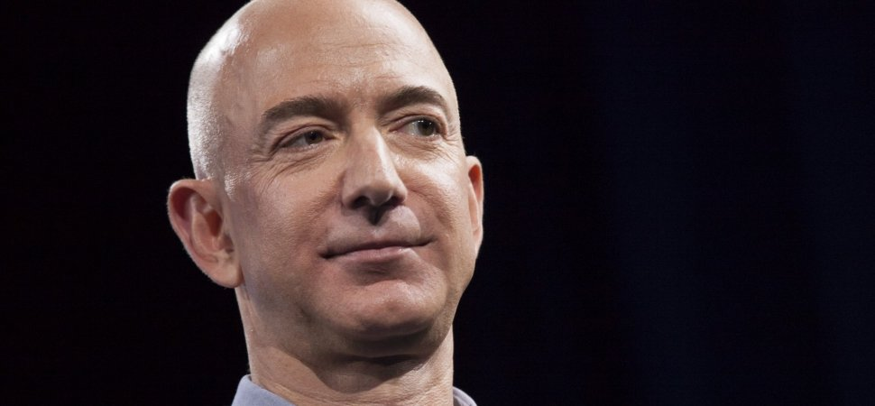 Jeff Bezos Has a Bulletproof Hiring Strategy That All Comes Down to 3 Profound Questions
