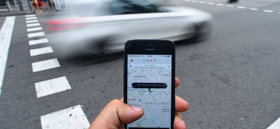 Uber Spreads Anti-Union Rhetoric in Podcast As Drivers Try