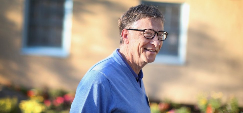 Bill Gates's 2-Step Evening Ritual Can Help You De-Stress and Boost Creativity
