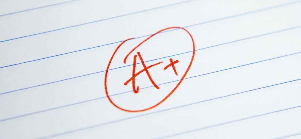 Business Isn't Graded on a Curve: Here's How to Get an A