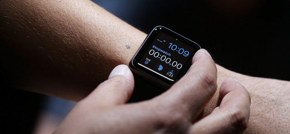 5 Reasons You Should Definitely Wear Your Apple Watch Upside Down