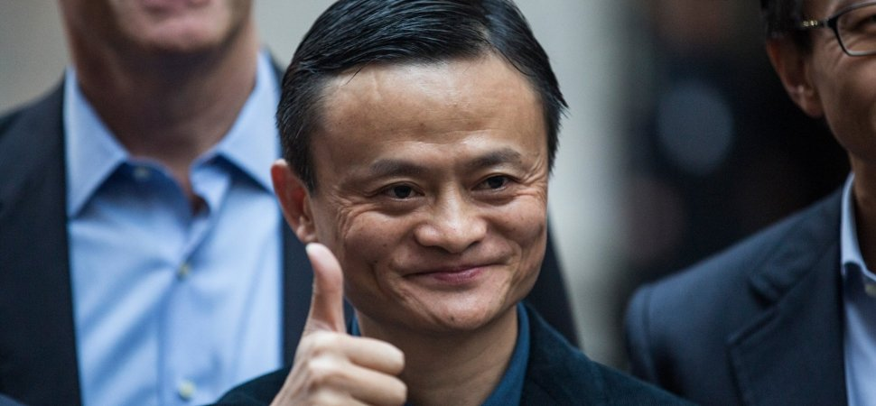 Why Alibaba S Jack Ma Is Trying To Woo Middle America S Small